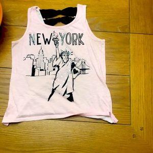 Kids New York shirt